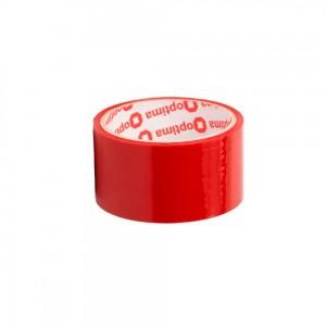 Скотч 48 *30 Optima O45304-03 красный