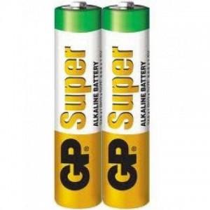 Батарейка LR6 GP Alkaline Syper (15A-S2) 1*4 (40)