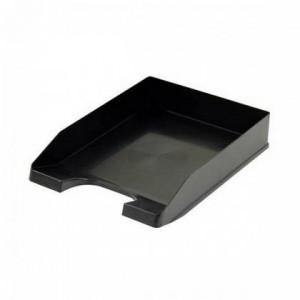 Лоток горизонтальный пластик чёрный (16)