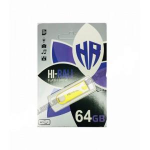 Флешка HI-RALI 64GB Shuttle series Black