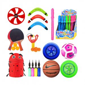 4. Игрушки разный товар