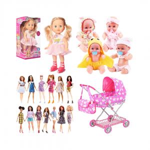 6. Куклы, Пупсики