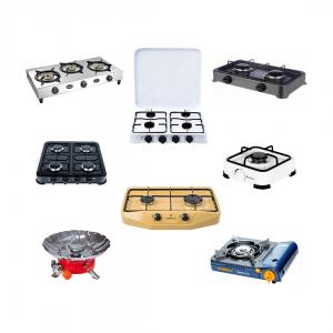 Кухонные плиты бытовые газовые
