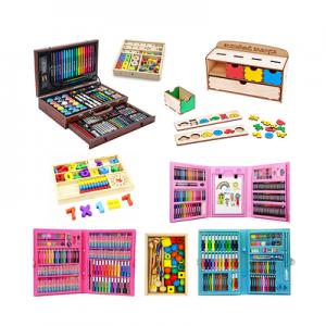 Детский набор для рисования и творчества