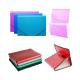 Папки на резинке, с файлами А4