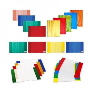 Обкладинки для книг та зошитів