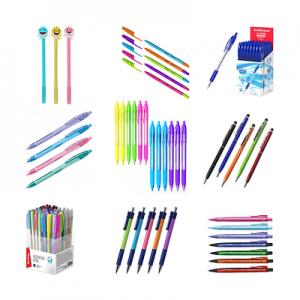 Ручки, Пасти, Стрижні